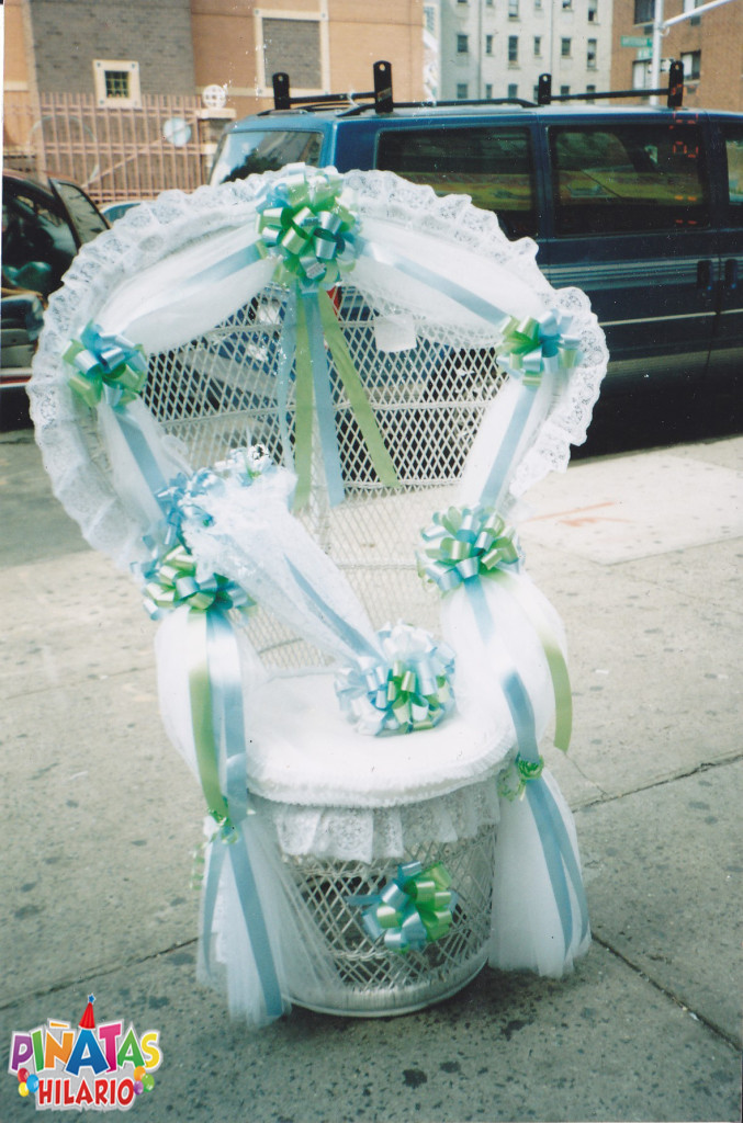 BABY SHOWER CHAIRS, LOVE SEATS, WISHING WELLS